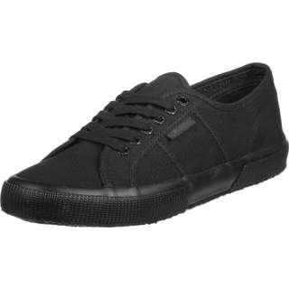 Superga 2750 Cotu Classic Sneaker Damen schwarz