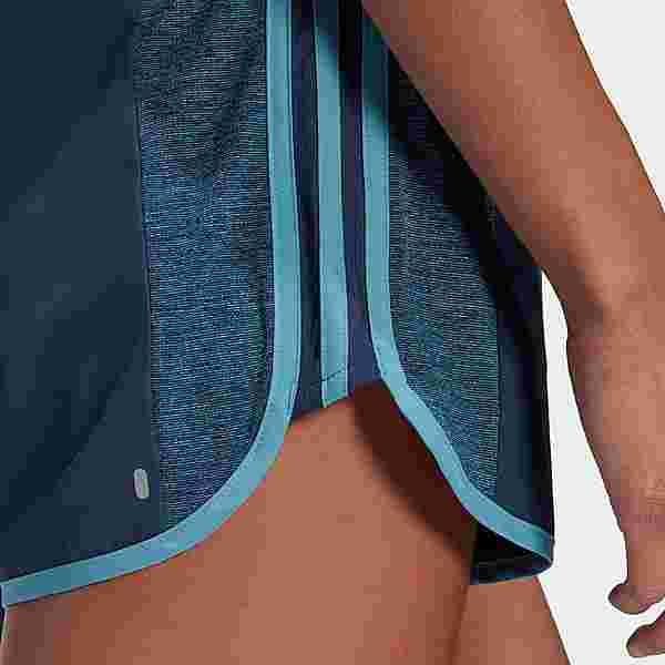 adidas Marathon 20 Cooler Shorts Funktionsshorts Damen Crew Navy / Hazy Blue