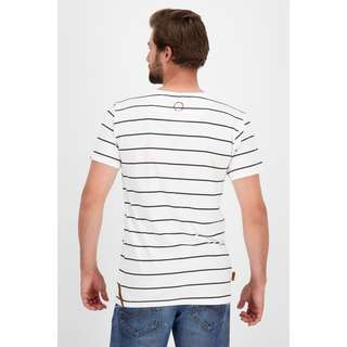 ALIFE AND KICKIN NicAK T-Shirt Herren pearl