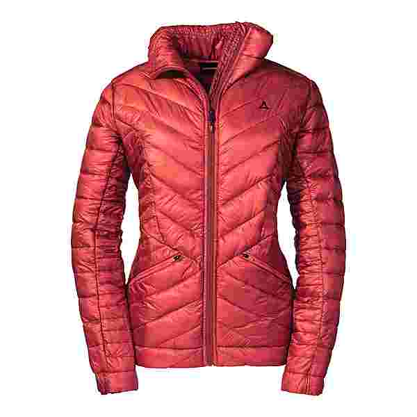 Schöffel Thermo Jacket Covol L Outdoorjacke Damen 2500 rot