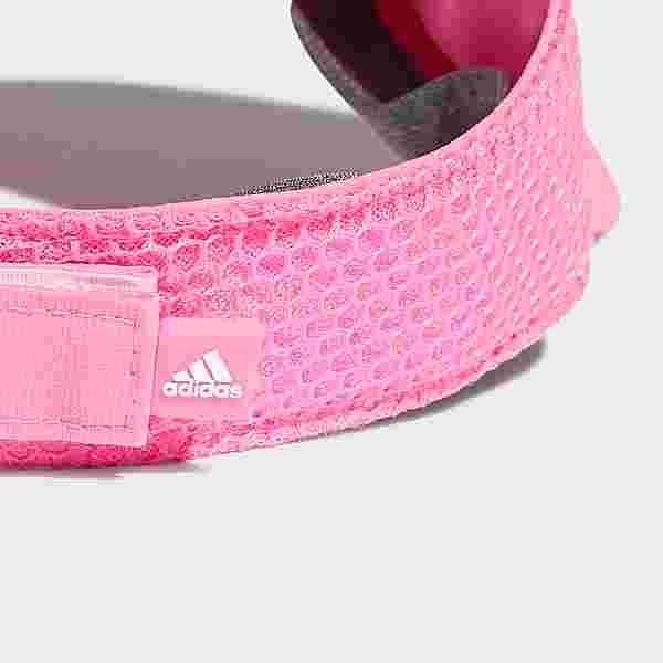 adidas AEROREADY Schirmmütze Stirnband Herren Screaming Pink / White / Grey Five