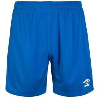UMBRO Club II Fußballshorts Herren blau