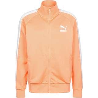 PUMA Iconic T7  PT Trainingsjacke Herren orange