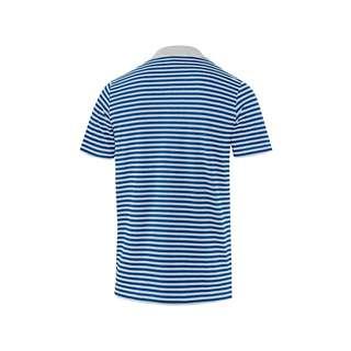 JOY sportswear ERIK Poloshirt Herren kobalt gestreift