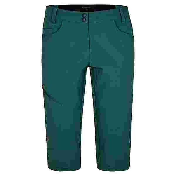 Ziener NIOBA X-FUNCTION Shorts Damen spruce green