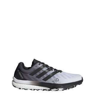 adidas TERREX Speed Ultra Trailrunning-Schuh Laufschuhe Damen Cloud White / Core Black / Solar Yellow