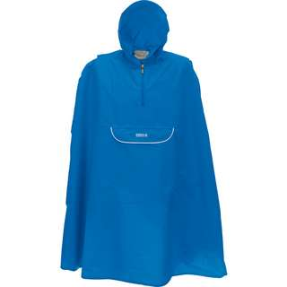 PRO-X-elements PASINO Poncho Kinder Royal-Blau