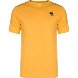 NEW BALANCE Essentials Embriodered T-Shirt Herren gelb