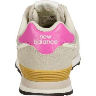 NEW BALANCE 574 Sneaker Kinder beige