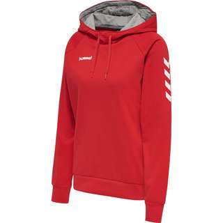 hummel Sweatshirt Damen TRUE RED