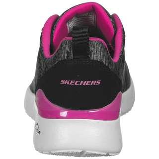 Skechers Skech-Air Dynamite Paradise Waves Fitnessschuhe Damen grau / pink