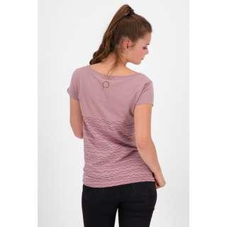 ALIFE AND KICKIN ClariceAK T-Shirt Damen plum