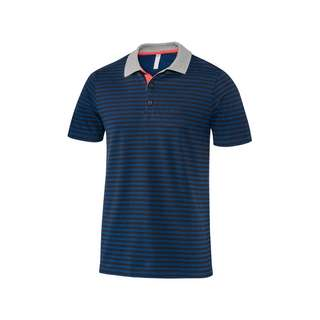 JOY sportswear ERIK Poloshirt Herren night gestreift