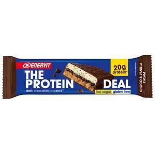 Enervit Sport Protein Deal Energieriegel Choco Vanilla