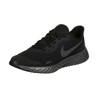 Nike Revolution 5 Laufschuhe Kinder black/white-university red-game royal