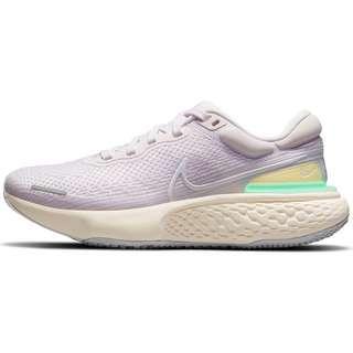 Nike ZoomX Invincible Run Flyknit Laufschuhe Damen light violet-white-infinite lilac