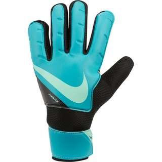 Nike Match Torwarthandschuhe Kinder aquamarine-black-green glow