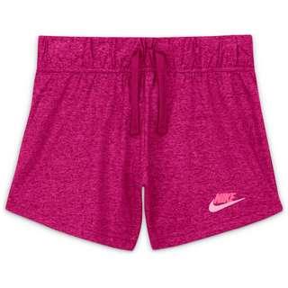 Nike NSW Sweatshorts Kinder fireberry-sunset pulse