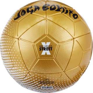Nike Joga Bunito Fußball white-gold-black