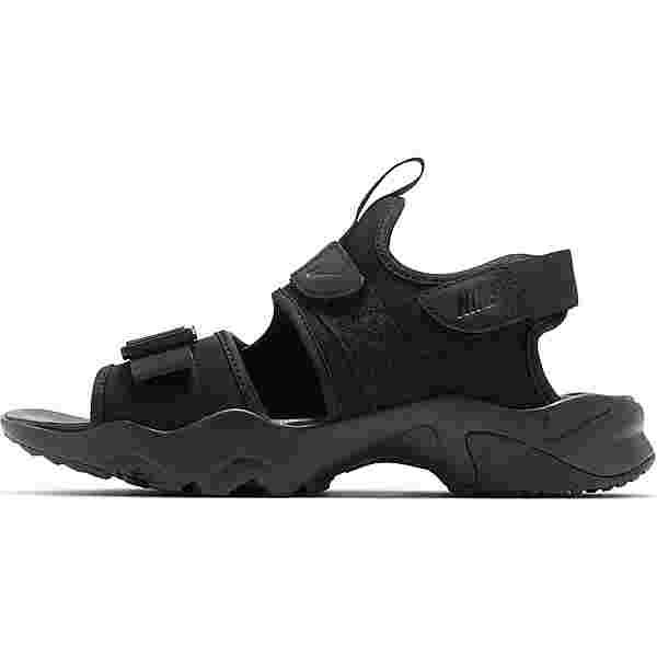 Nike City Sandalen Herren black-black-black