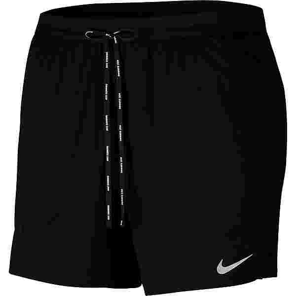Nike Flex Stride Funktionsshorts Herren black-reflective silver