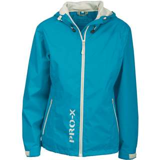 PRO-X-elements LADY FLASH Funktionsjacke Damen Neon Türkis
