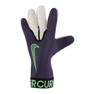 Nike Mercurial Touch Elite Torwarthandschuh Torwarthandschuhe lilaschwarzgruen