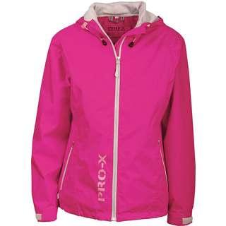 PRO-X-elements LADY FLASH Funktionsjacke Damen Neon Pink