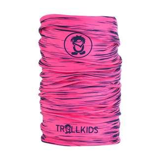 Trollkids Troll Tuch Kinder Marineblau / Magenta