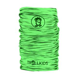 Trollkids Troll Tuch Kinder Darkgrün / Lightgrün