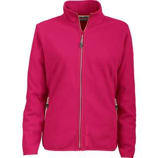 PRO-X-elements BRITTA Fleecejacke Damen Jazzy-Pink