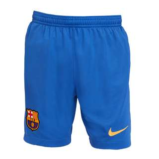 Nike FC Barcelona Short El Clásico 2020/2021 Fußballshorts blaugelb