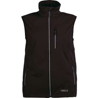 PRO-X-elements SINA Softshelljacke Damen SCHWARZ