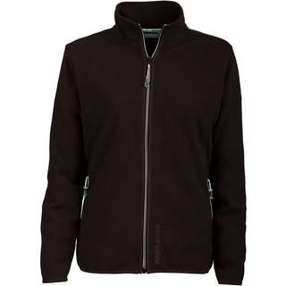 PRO-X-elements BRITTA Fleecejacke Damen SCHWARZ