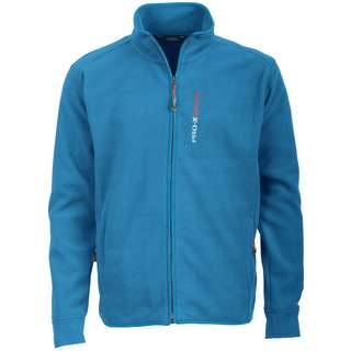 PRO-X-elements OHIO Fleecejacke Herren Seaport-Blau