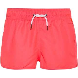 Chiemsee Badeshorts Damen neon pink