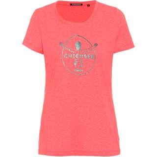Chiemsee T-Shirt Damen neon pink
