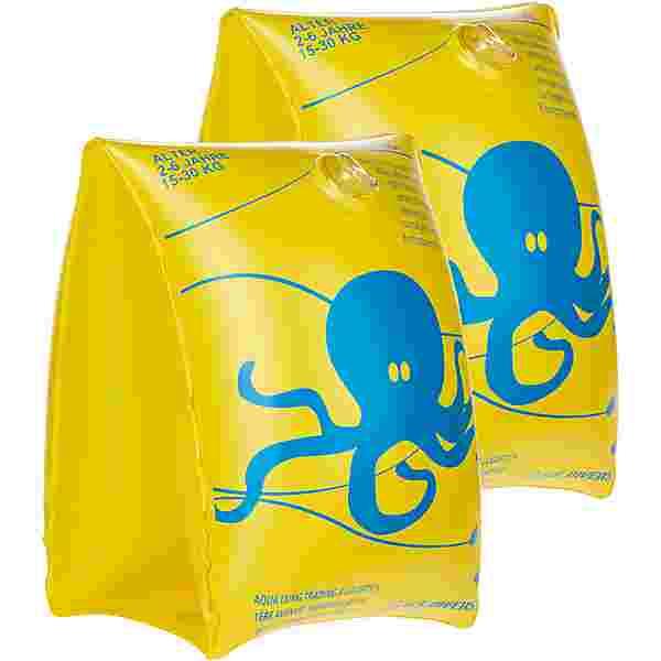 US Divers Schwimmflügel Kinder bright yellow/blue