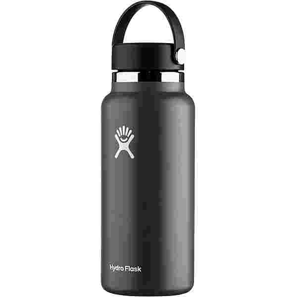 Hydro Flask 32 OZ Wide Mouth with Flex Cap 946 ml Isolierflasche stone