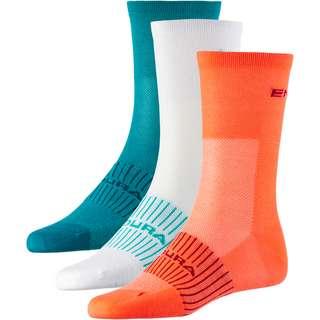 Endura Coolmax Socken Pack Damen bunt