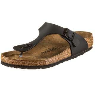 Birkenstock Gizeh Sandalen schwarz