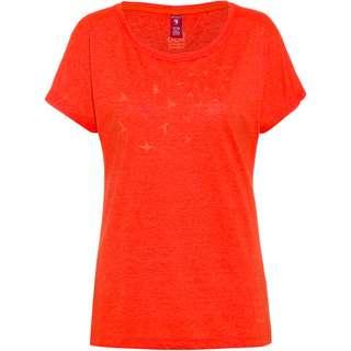 OCK T-Shirt Damen rot