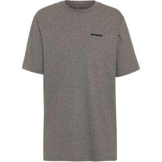 Patagonia P-6 T-Shirt Herren gravel heather
