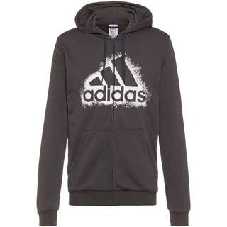 adidas Essentials Sweatjacke Herren dgh solid grey-white