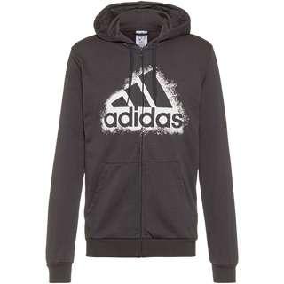 adidas Essentials Sweatjacke Herren dgh solid grey-white
