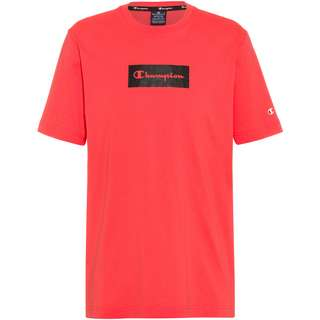 CHAMPION T-Shirt Herren orange