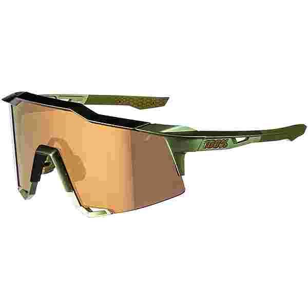 ride100percent Speedcraft Sportbrille matte metallic viperidae