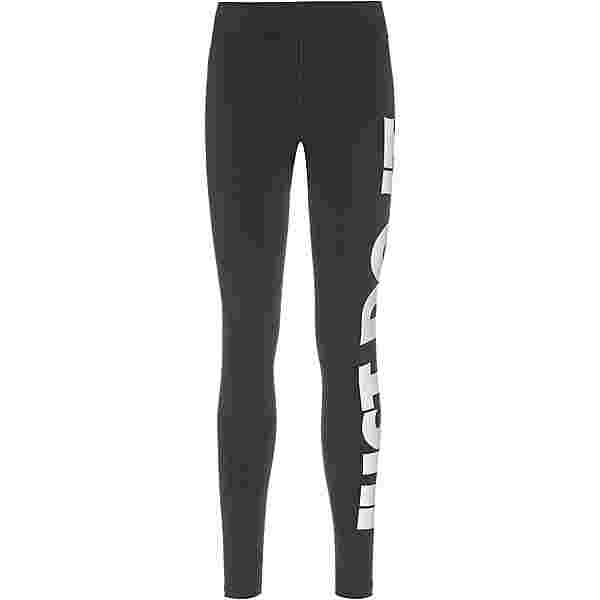 Nike NSW Essential Leggings Damen black/white