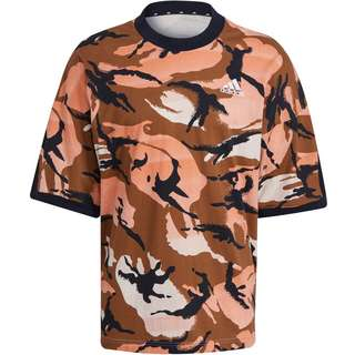 adidas Street T-Shirt Herren multicolor