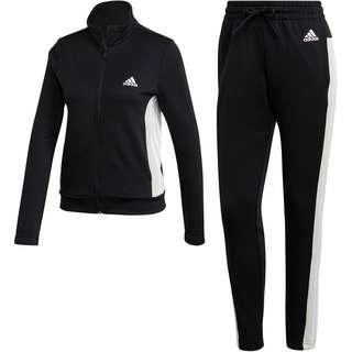 adidas Trainingsanzug Damen black-black